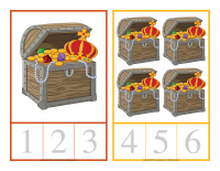 Counting cards-Treasure-1
