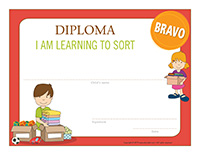 Diploma-I am learning to sort