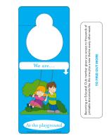 Door poster-We are