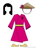 Dress up dolls-China