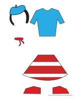 Dress up dolls-France