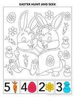 Easter-hunt and seek