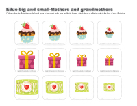 Educ-big and small-Mothers and grandmothers
