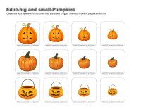 Educ-big and small-Pumpkins