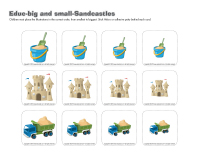 Educ-big and small-Sandcastles