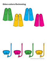 Educ-colors-Swimming