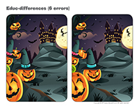 Educ-differences-Halloween-In the dark
