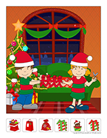 Educ-intruder-Christmas Sharing