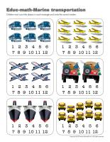 Educ-math-Marine transportation