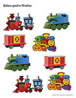 Educ-pairs-Trains