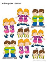 Educ-pairs-Twins
