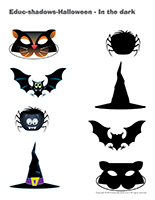 Educ-shadows-Halloween-In the dark
