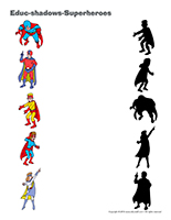 Educ-shadows-Superheroes