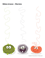 Educ-trace-Germs