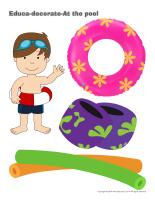 Educa-decorate-At the pool-1