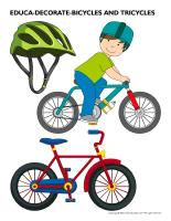 Educa-decorate-Bicycles and tricycles-1
