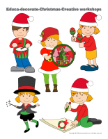 Educa-decorate Christmas-Creative workshops-2