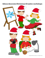 Educa-decorate Christmas-Creative workshops-3