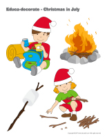 Educa-decorate-Christmas in July-1