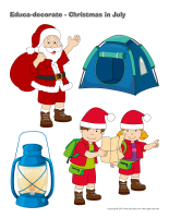 Educa-decorate-Christmas in July-2