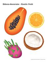 Educa-decorate-Exotic fruit-1