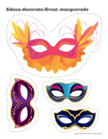 Educa-decorate-Great masquerade-1