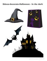 Educa-decorate-Halloween-In the dark