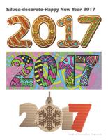 Educa-decorate-Happy New year 2017-2