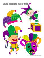 Educa-decorate-Mardi Gras-2