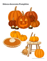 Educa-decorate-Pumpkins-2