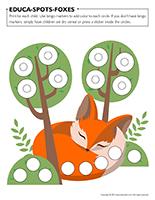 Educa-spots-Foxes