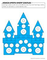 Educa-spots-Snow castles
