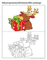 Educa-symmetry-Christmas-Gift exchange