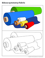 Educa-symmetry-Fabric