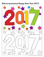 Educa-symmetry-Happy New Year 2017