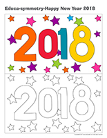 Educa-symmetry-Happy New Year 2018