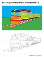 Educa-symmetry-Public transportation