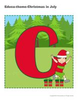 Educa-theme-Christmas in July
