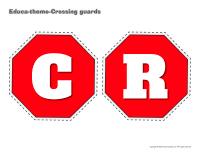 Educa-theme-Crossing guards