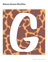 Educa-theme-Giraffes