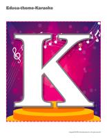 Educa-theme-Karaoke