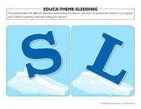 Educa-theme-Sledding