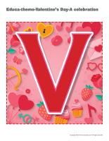 Educa-theme-Valentine's Day-A celebration