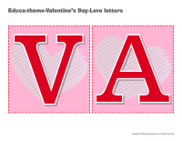 Educa-theme-Valentine's Day-Love-letters