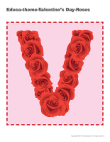 Educa-theme-Valentine's Day Roses