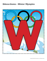 Educa-theme-Winter Olympics