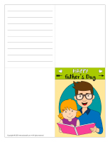 Father's Day cards-Color 2021-2