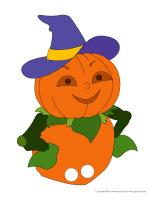 Finger-puppets-Pumpkins