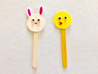 Fun And Easy Popsicle Stick Puppets-4