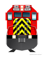 Garland-Trains